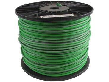 JARDIN PRATIC Câble d'installation 2300911 pour tondeuse à gazon - Robots XLPE/EPR UV ZH 1,5 mm² TC-UV GR/2GY, HEAVY DUTY