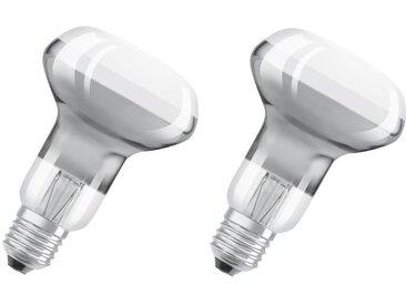 OSRAM Lot de 2 Ampoules Spot LED R63 E27 4 W équivalent à 32 W blanc chaud