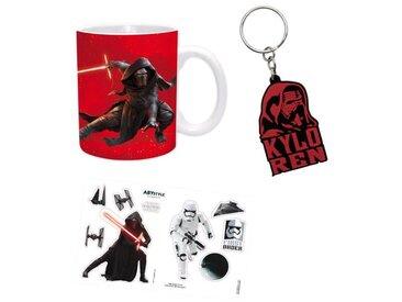Pack Mug + Porte-clés + Sticker Star Wars - Kylo Ren - ABYstyle