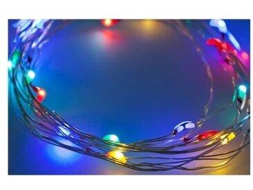 XmasKING Guirlande lumineux d'intérieur noël - Multicolore - 190 cm