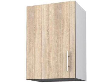OBI Meuble haut de cuisine L 40 cm - Décor chêne clair
