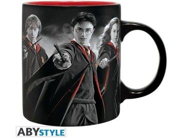 Mug Harry Potter - 320 ml - Harry, Ron, Hermione - avec boîte - ABYstyle