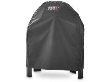WEBER Housse Premium pour barbecue Pulse 1000 avec stand - 25,7 x 6,4 x 30,7 cm Noir