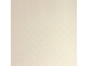 Protège table Padua blanc 135cmx220cm 2.14mm
