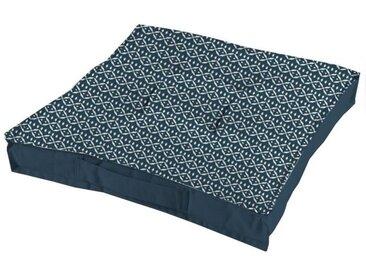 TODAY Coussin de sol 100% coton Jakarta Shiva GM - 40 x 40 cm