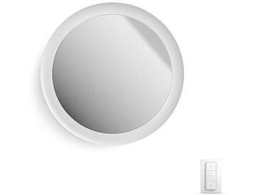 PHILIPS Miroir lumineux HWA Adore pour salle de bain - 40 W - Blanc