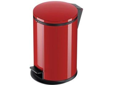 HAILO Poubelle Soft Closing Pure M - 12L - Rouge