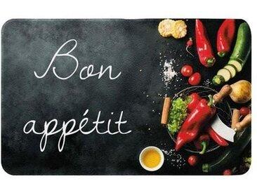 Tapis de cuisine - 50x80 cm - Bon appétit