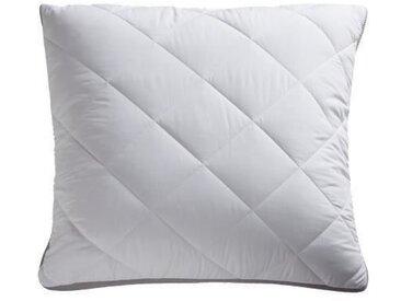 BULTEX Oreiller Supersoft Night déhoussable 45x70 cm blanc et anthracite