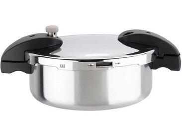 SITRAM Autocuiseur - 711151 - 4L inox - Tous feux dont induction