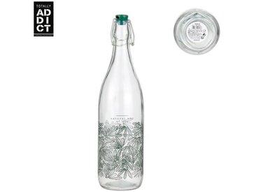TOTALLY ADDICT Bouteille en verre Natural M18 - 1 l