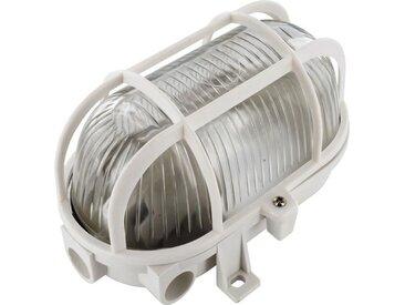 ELRO Applique de sécurité avec grille de protection - Blanc