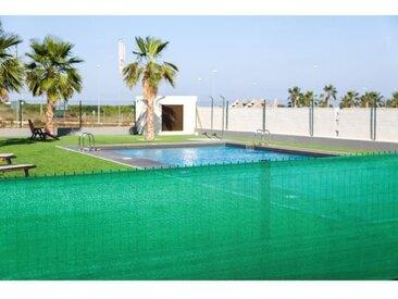 CATRAL Brise vue - 1 x 10 m - Vert