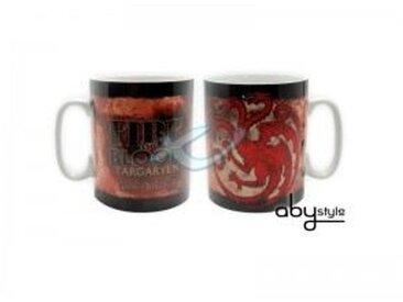 Mug Games Of Thrones - 460 ml - Targaryen - porcelaine avec boîte - ABYstyle