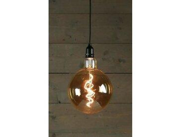 Ampoule LED d'extérieur BOT Retro - Ø20 x 23 cm - 4 piles AA