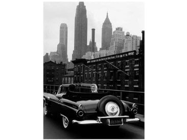 Affiche papier -  Marilyn in New York City  - Shaw  - 60x80 cm