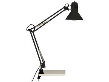 """HOBBY Lampe de bureau articulable avec interrupteur et fixation """"serre-joint"""""""
