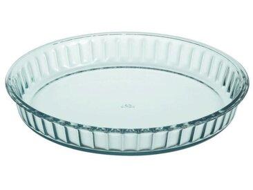 FINLANDEK Moule à tarte en verre - 26 cm