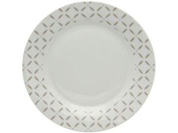 ABS T1908605-GX Service de table 18 pièces - Sylvia Gris