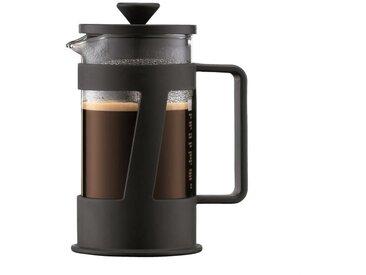 BODUM CREMA Cafetière piston 3 tasses/0,35L noir