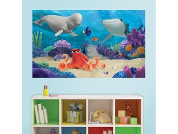 ROOMMATES Stickers DISNEY LE MONDE DE DORY repositionnables 152x91cm