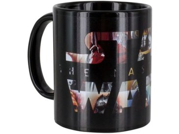 Mug thermoréactif Star Wars Episode VIII: Personnages