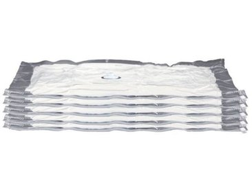Lot de 5 sachets de compression 3 L et 2 XL