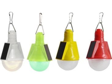 Globo Lighting Ampoule solaire - Plastique multicolore - Plastique translucide - IP44
