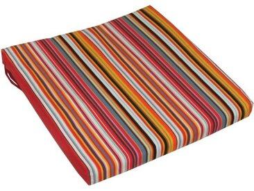 JARDIN PRIVE Assise de fauteuil d'extérieur Top L'OCCITANE - 45 x 45 x 5 cm