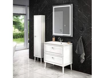 Ensemble de meubles de salle de bains -  Retro