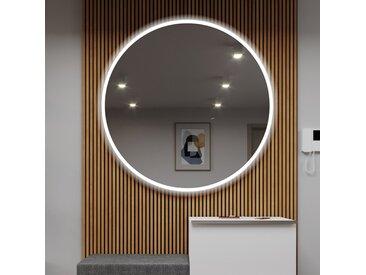 Illumination LED miroir sur mesure eclairage salle de bain L76