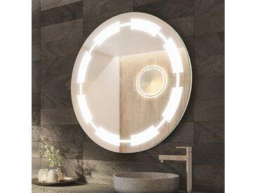 Illumination LED miroir sur mesure eclairage salle de bain L32