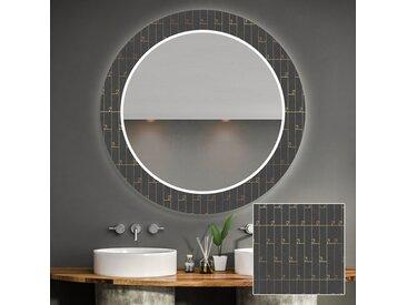 Illumination LED Miroir Decor 13