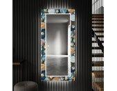 Miroir décoratif avec éclairage LED pour l'entrée - Ball