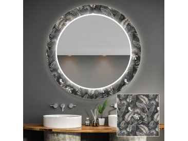 Illumination LED Miroir Decor 08