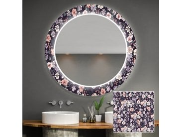Illumination LED Miroir Decor 04