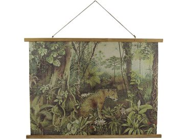 Toile murale Jungle 75 cm x 100 cm