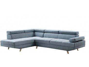 Canapé d'angle gauche RX032 - Loungitude | Tentation
