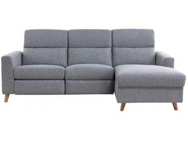 Canapé de relaxation Berkam d'angle droit - Loungitude   Tentation