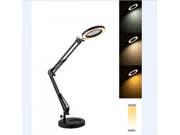 Lampe loupe Tomy - Aluminor | Tentation
