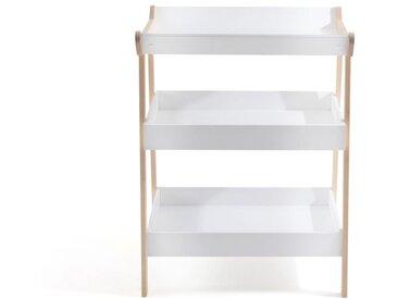Table à langer Coccole design E. Gallina AM.PM Blanc Naturel