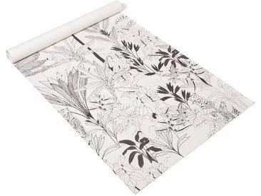 Papier peint panoramique imprimé 2 x 2,7m Palmeira LA REDOUTE INTERIEURS Multicolore