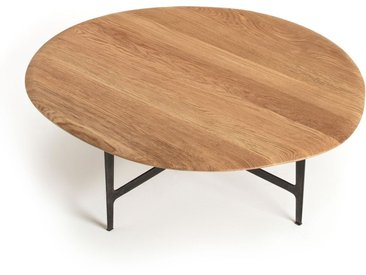 Table basse chêne grand modèle, Addisson AM.PM Chêne Naturel