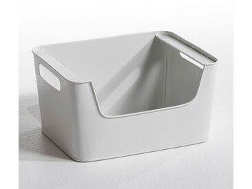 Casier métal L37 x H20 cm, Arreglo AM.PM Blanc Mat