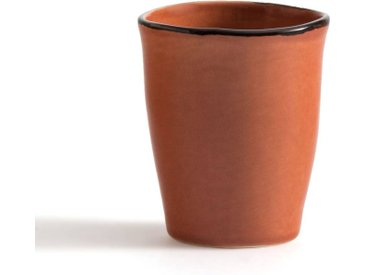 Lot de 4 tasses en faïence Catalpin AM.PM Terracotta