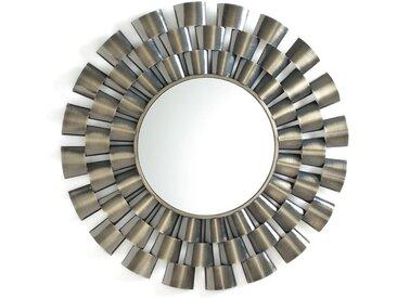 Miroir soleil laiton vieilli Ø80 cm, Nelwyn AM.PM Laiton Vieilli