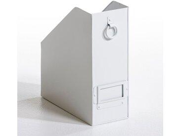 Porte-dossier métal, Henry AM.PM Blanc