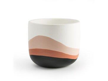 Cache-pot céramique, Addo LA REDOUTE INTERIEURS Multicolore