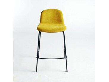 Chaise de bar, Tibby AM.PM Moutarde