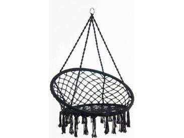 Chaise-hamac, Reelak LA REDOUTE INTERIEURS Noir